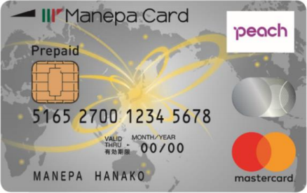 Peach Manepa Card